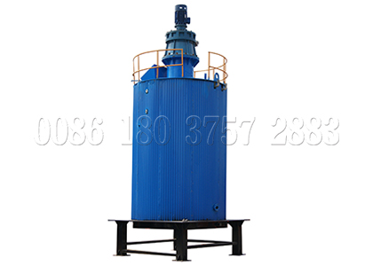 Chicken waste disposal equipment for fermentation