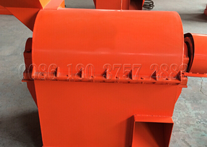 SEECSF-40II semi-wet material crusher