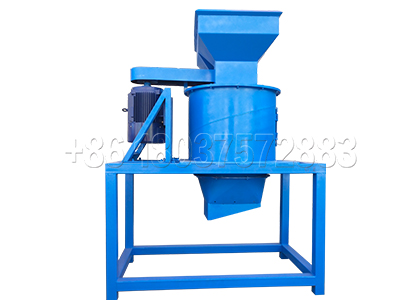Vertical Type Cow Dung Powder Making Machine