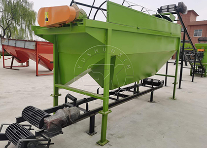 Customized Fertilizer Screener in ShunXin