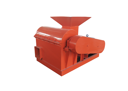 Diesel Type Semi Wet Crusher for Cow Dung Powder Making
