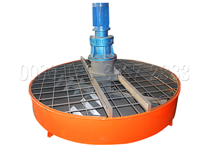 Disc Vertical Fertilizer Mixer