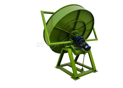 Pan Granulator for Manure Compost Granules Making
